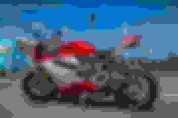 Ducati Owners Club Display - Sunday