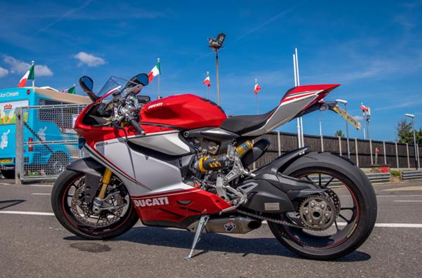 Ducati Owners Club Kent