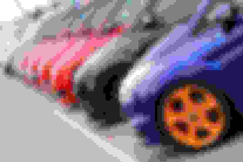 CAR CLUB DISPLAYS - SUNDAY