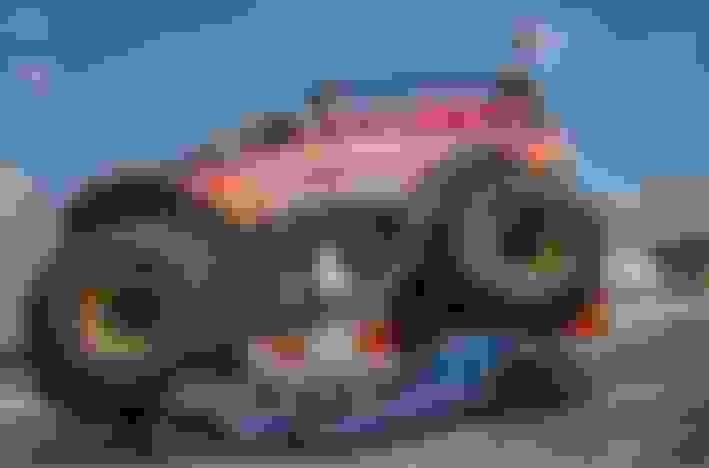 Monster Truck rides - Sun & Mon