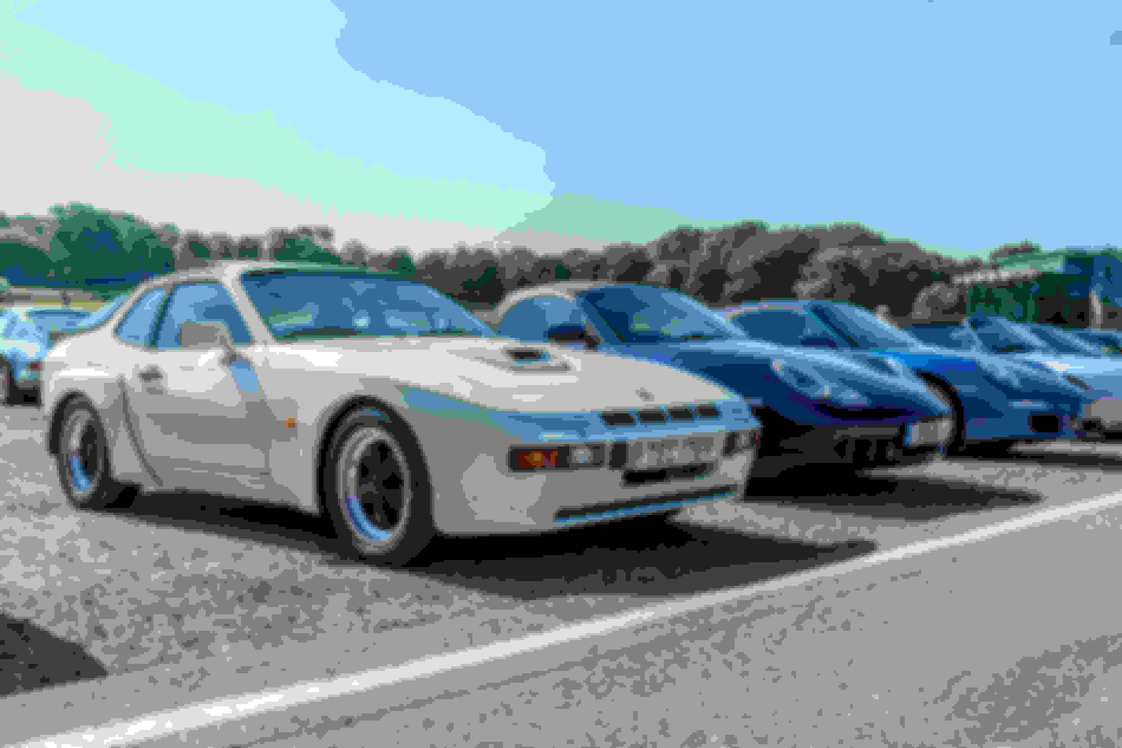 Sports Car Displays