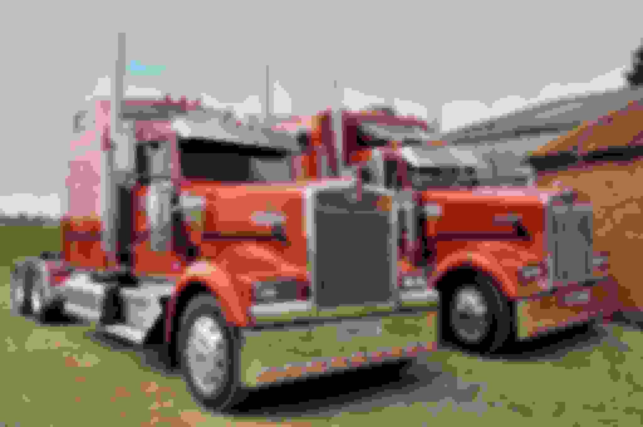 Clive Shaw Trucking - Sat & Sun