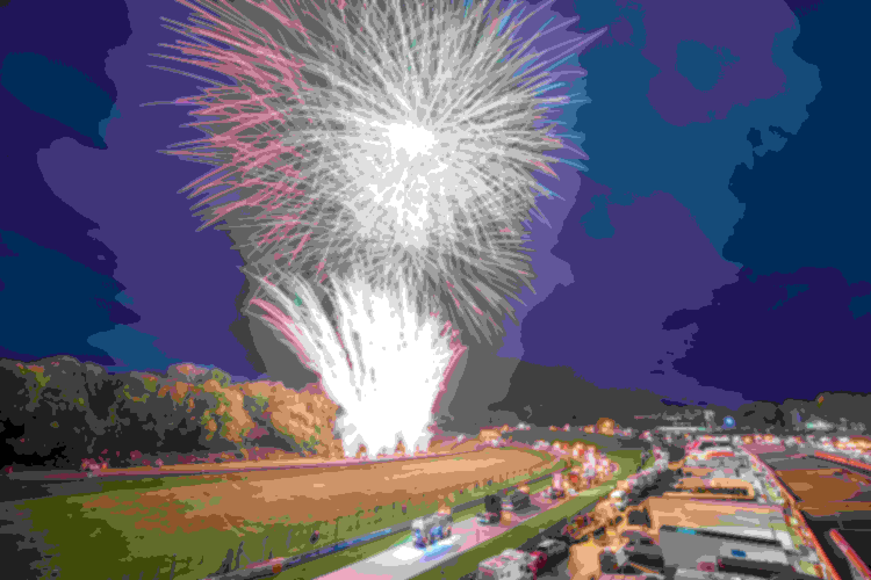 Fireworks - Sunday