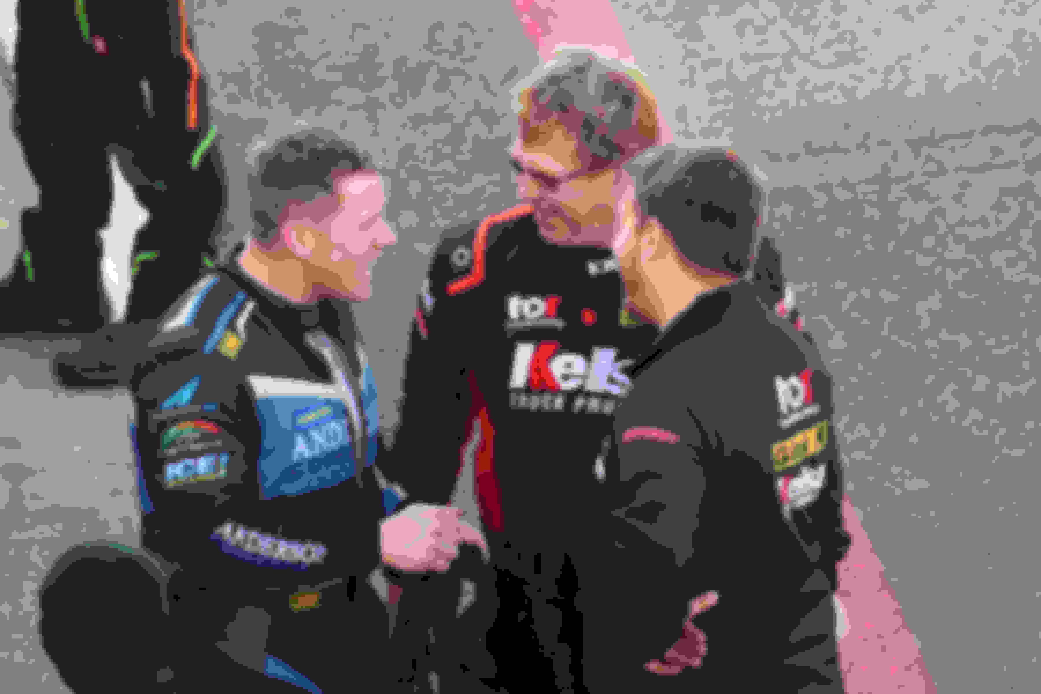 Driver Autograph Session - British Truck Racing Championship - SUNDAY