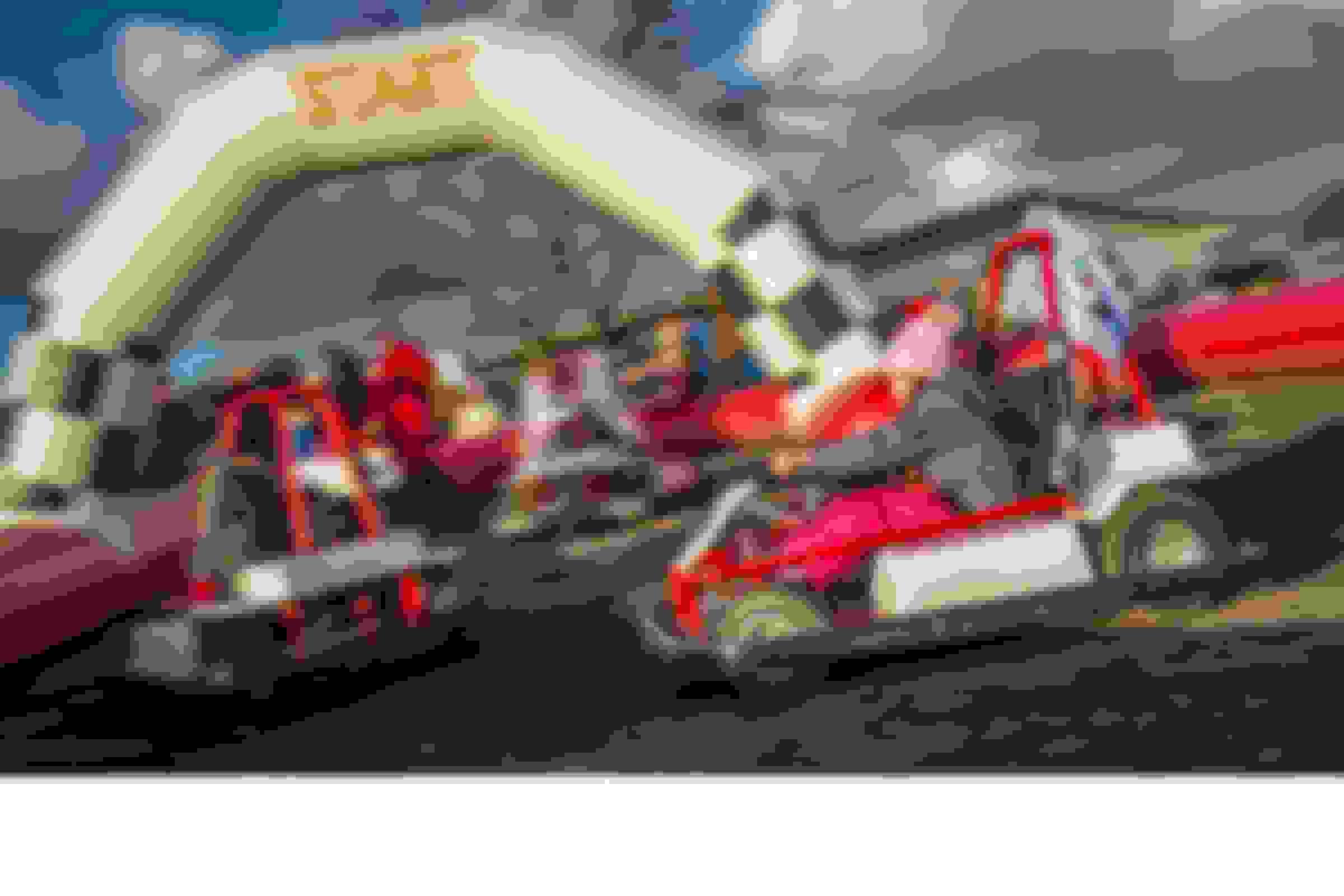 Go Kart Zone