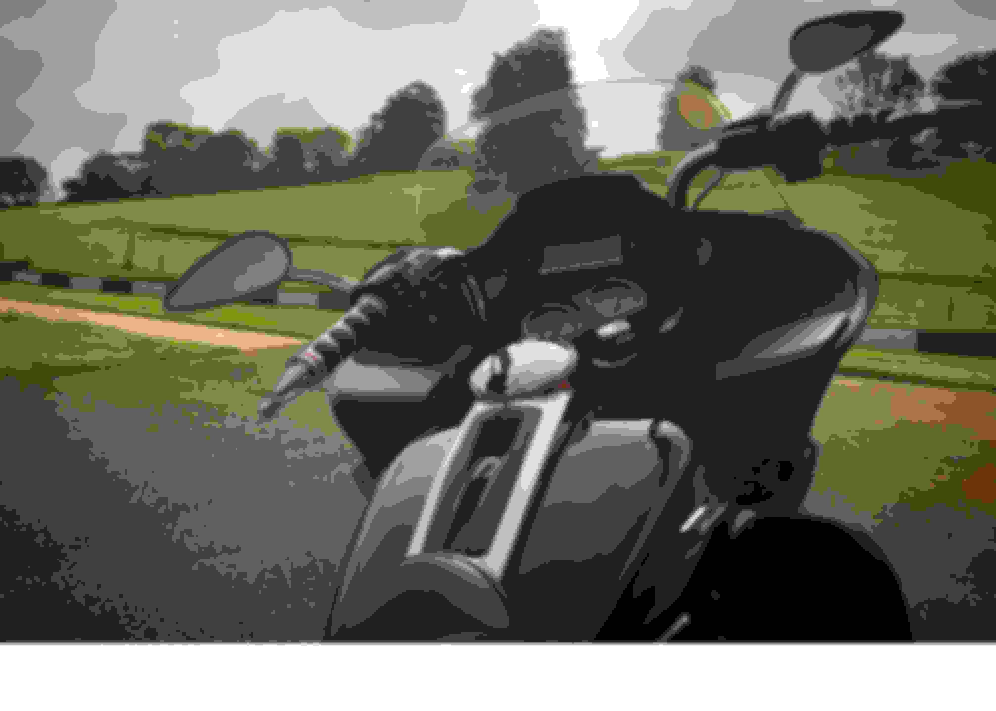 Harley Davidson & Custom Bike Display