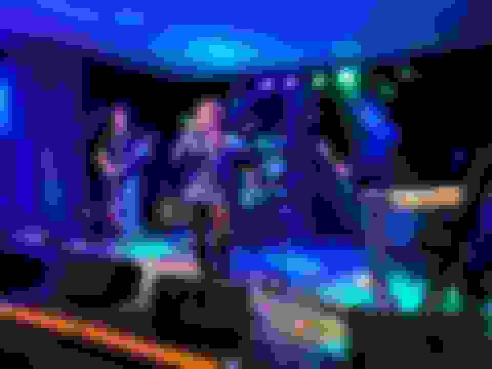 Live Music - Conspiracy Rising - Fri