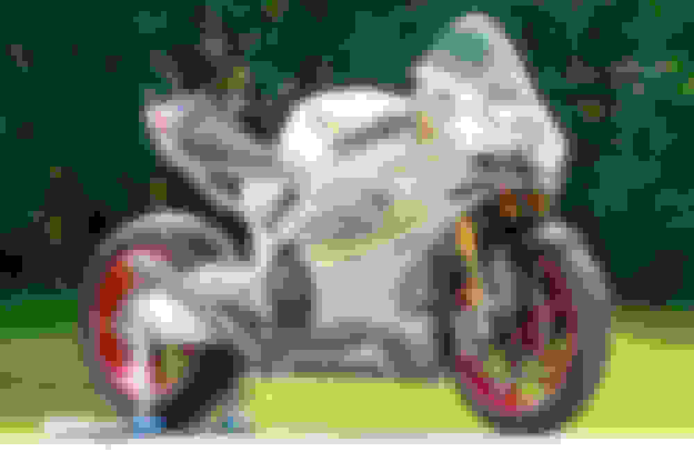 Bike Display - Norton SG7