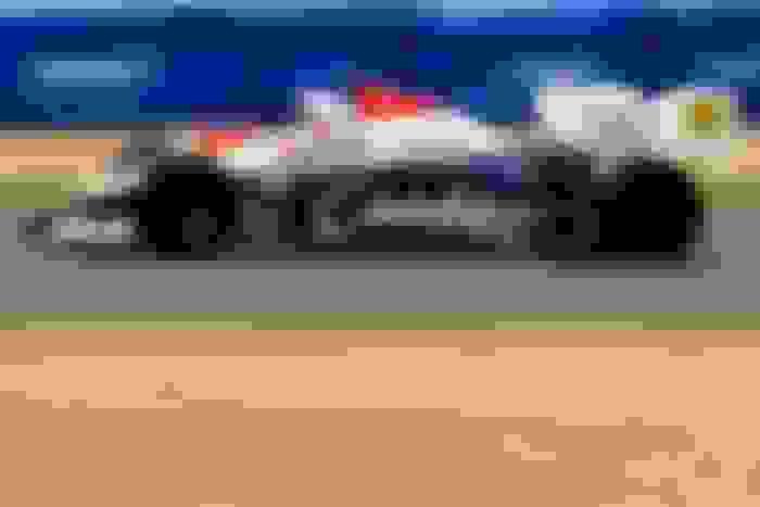 F1 DEMO CARS