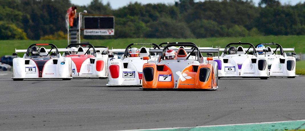 MSV Tickets - MSVR GT/Sports Race Weekend - Donington Park