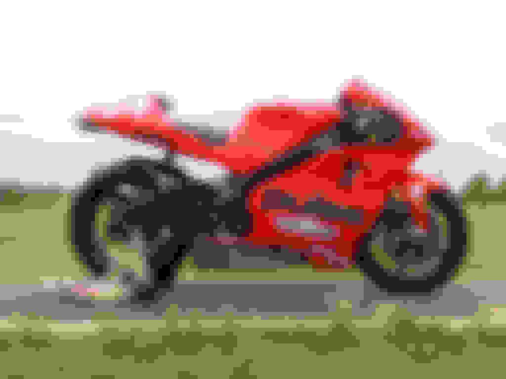 Pulse 500 Two Stroke Grand Prix Bike