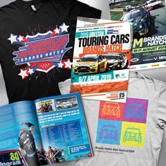 Race Event Merchandise