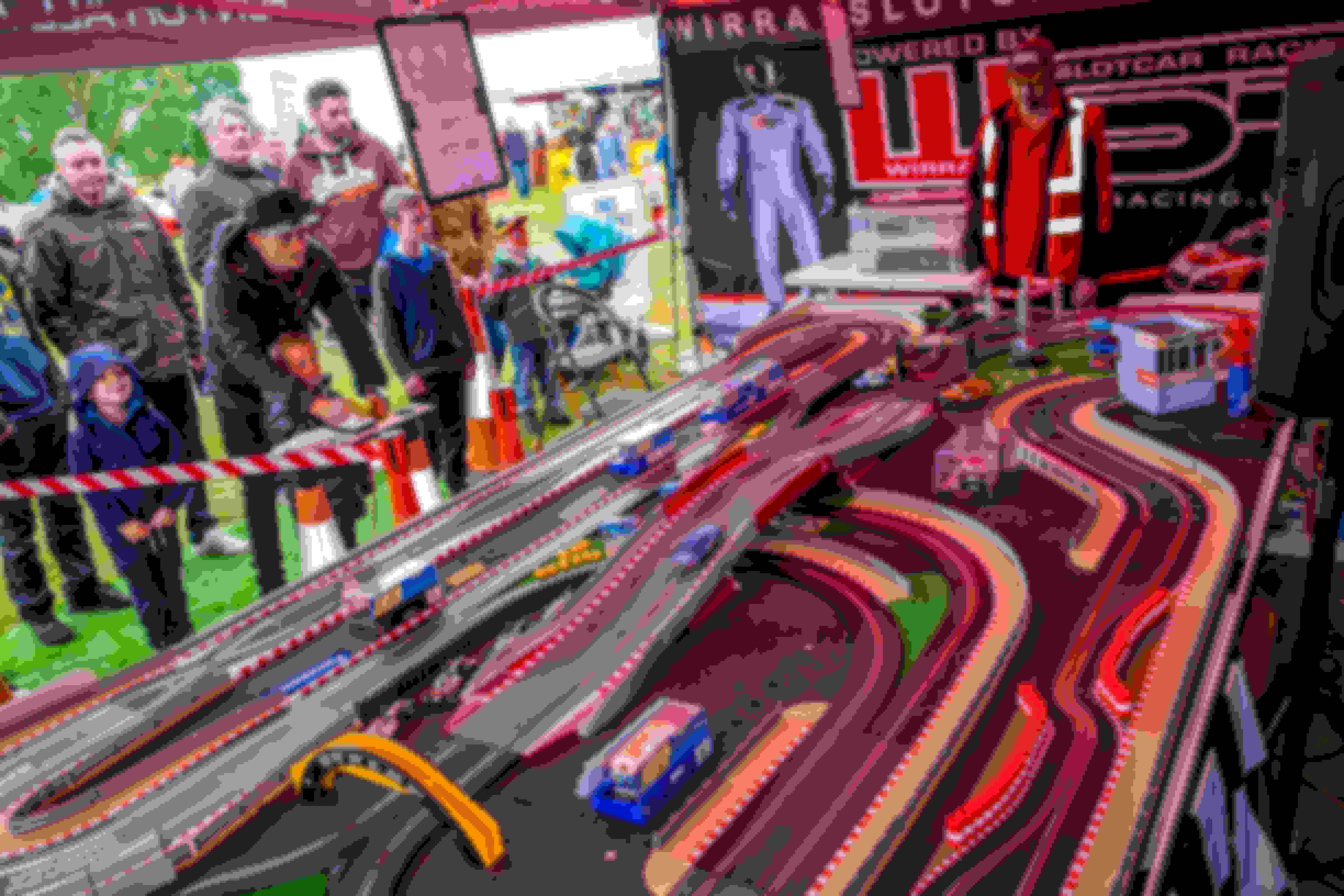 Wirral Slot Car Racing - Monday