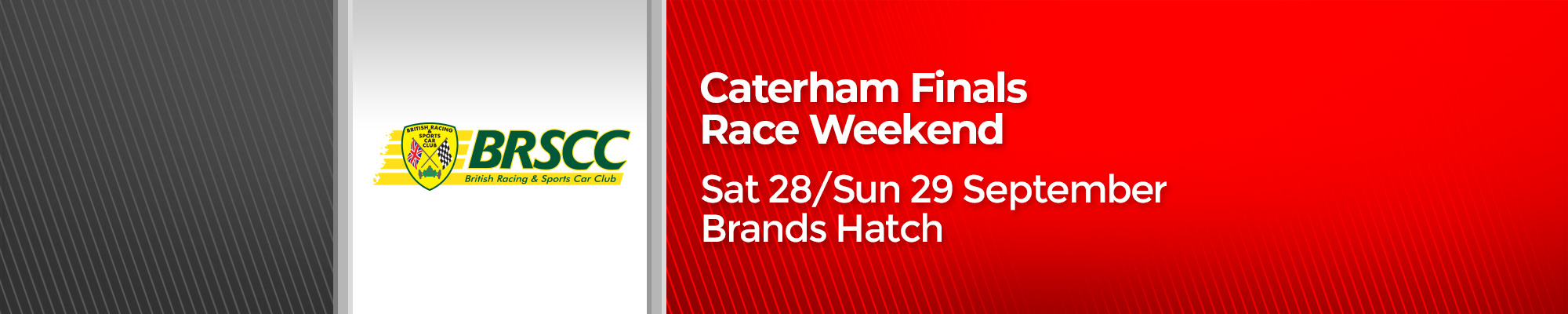Caterham Finals Race Weekend