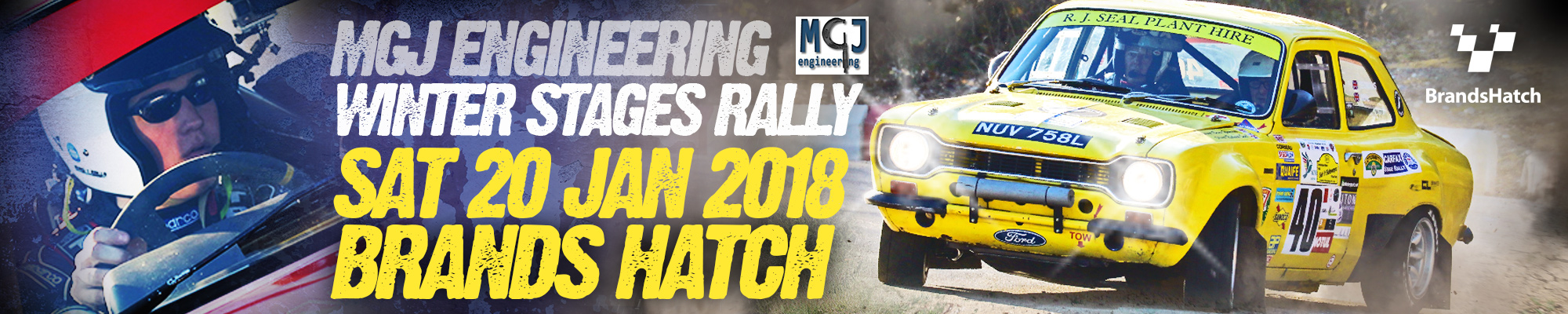 MGJ Engineering Winter Stage Rally
