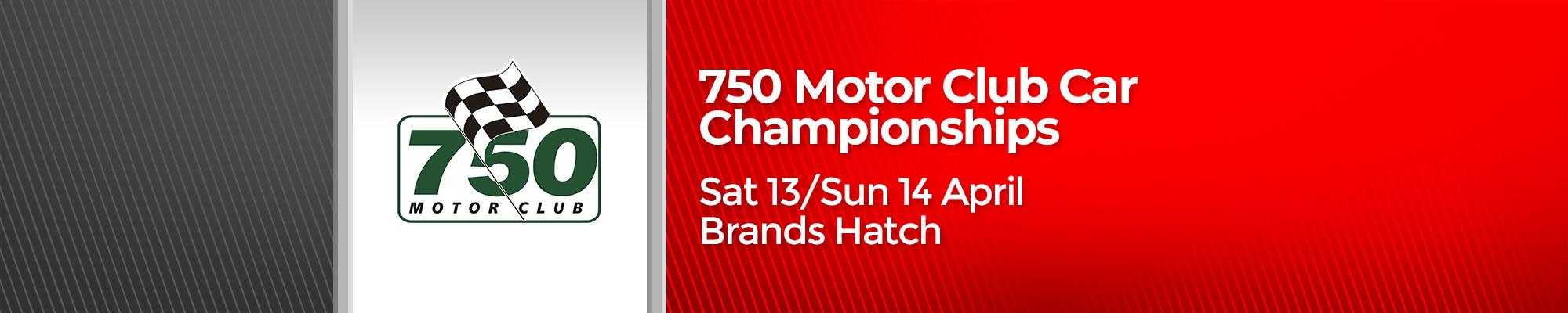 750 Motor Club Car Championships
