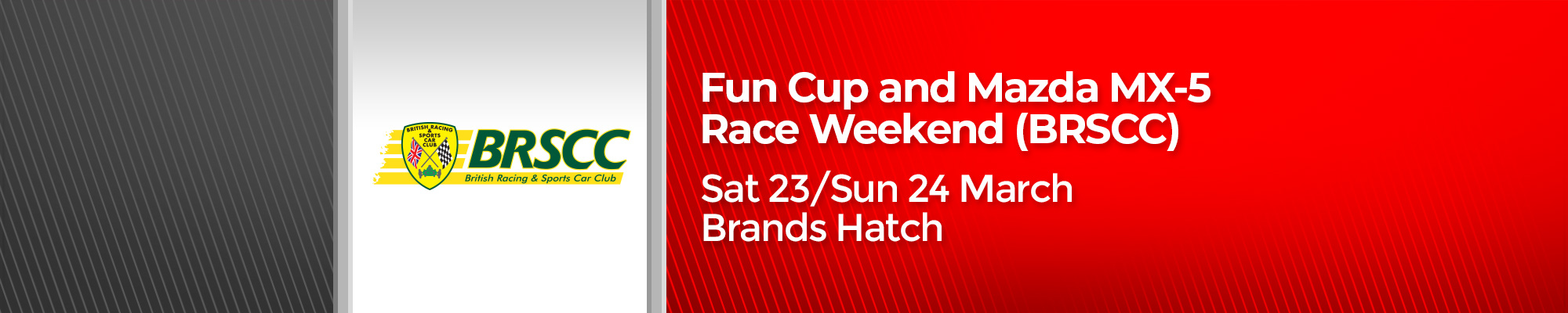 Fun Cup and Mazda MX-5 Race Weekend
