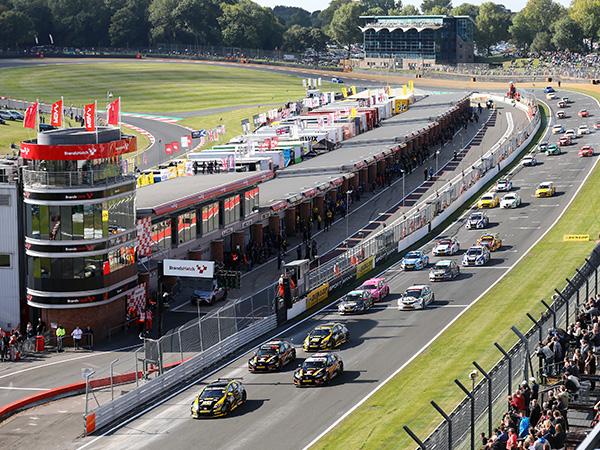 099dfa2f MSV Tickets - Kwik Fit British Touring Car Championship - Brands Hatch