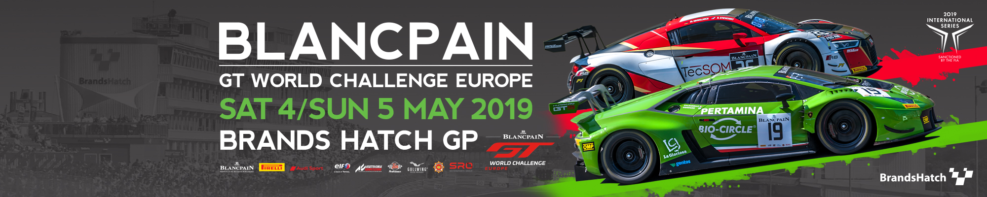 Blancpain GT World Challenge Europe
