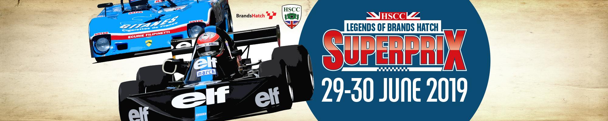 Legends of Brands Hatch Superprix