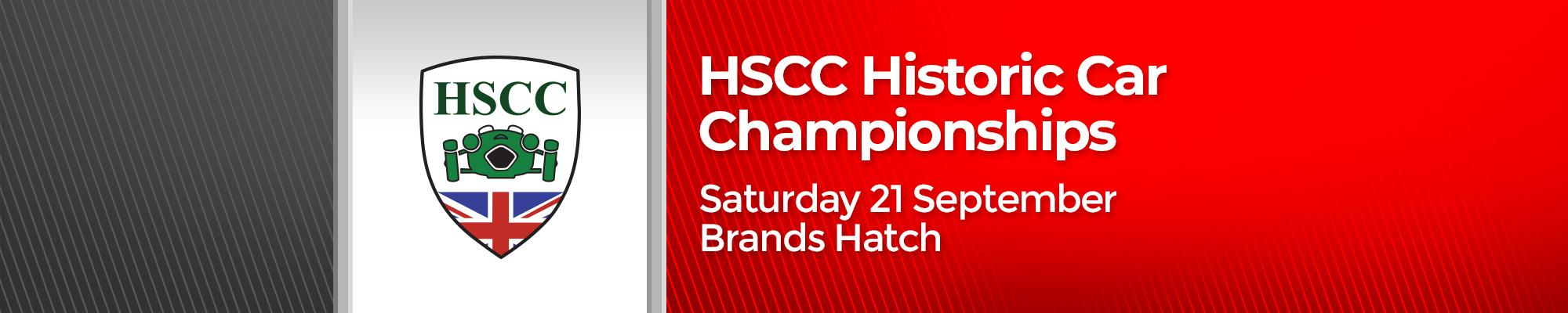 HSCC Historic Car Championships