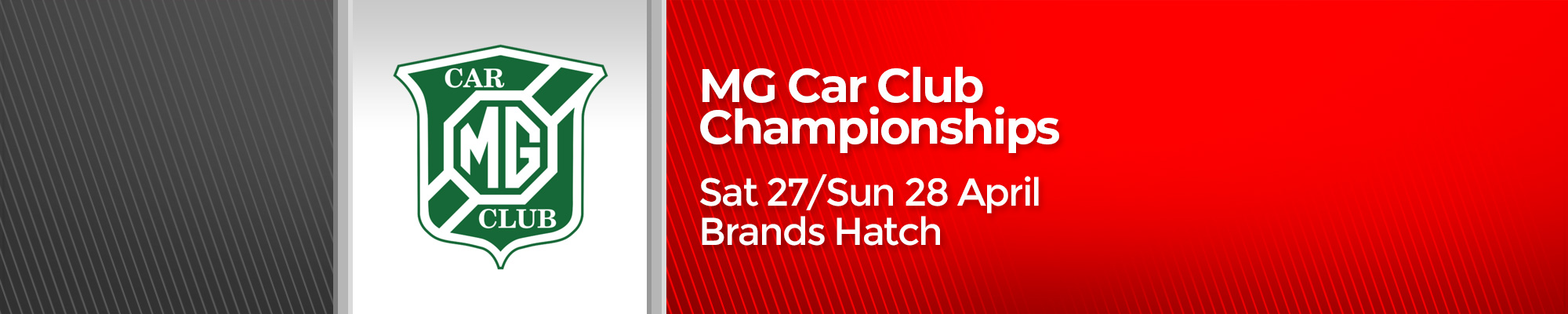 MG Car Club Championships