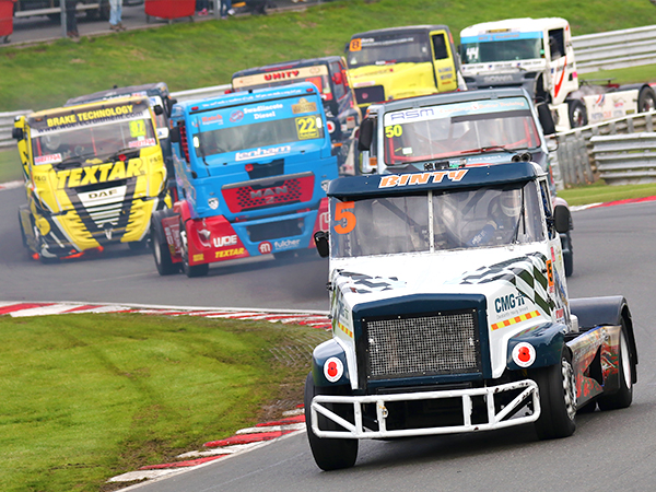 MSV Tickets - British Truck Racing - Brands Hatch