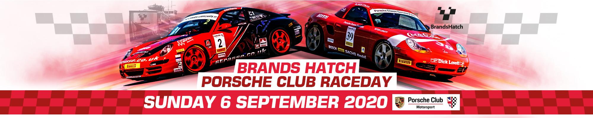 Porsche Club Raceday