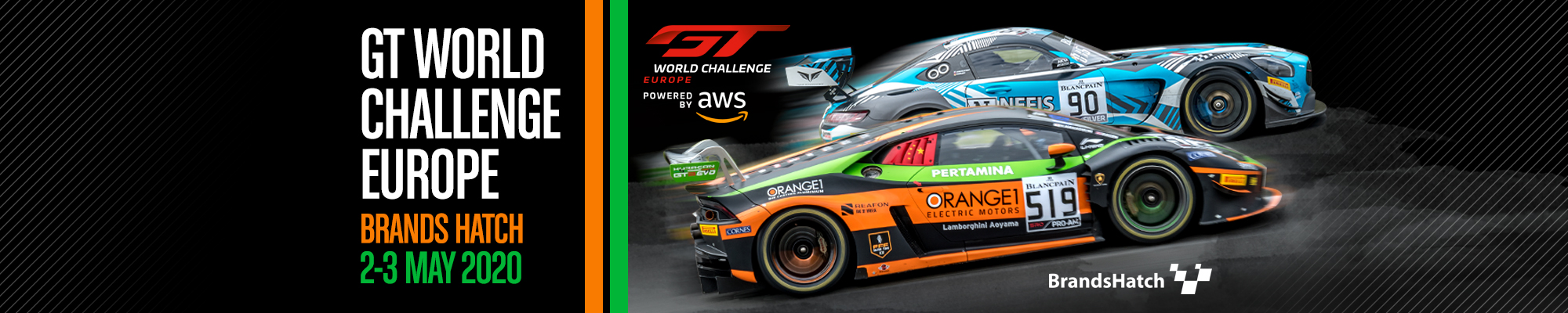 GT World Challenge Europe - POSTPONED