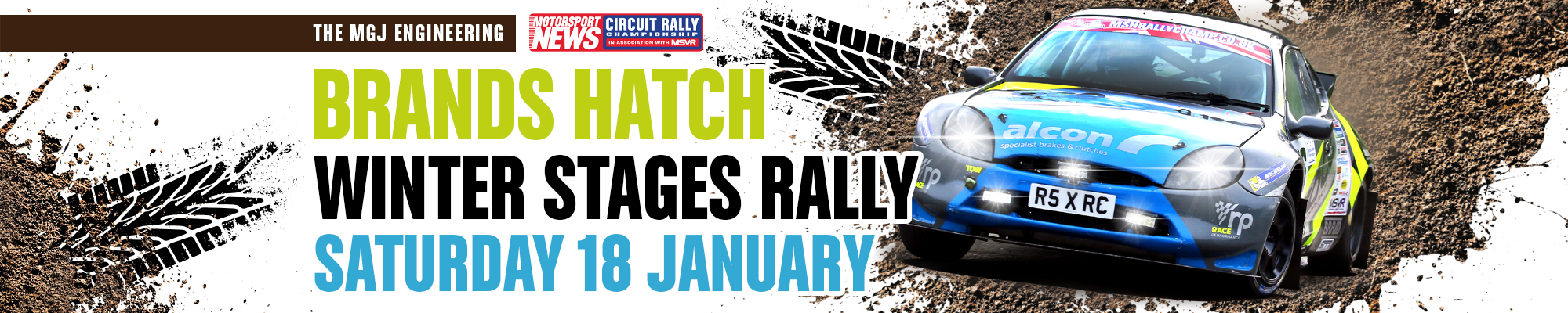MGJ Engineering Brands Hatch Winter Stages