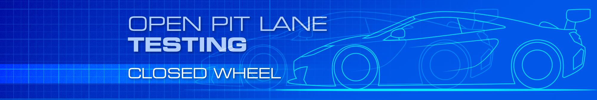 Open Pit Lane Testing - £150