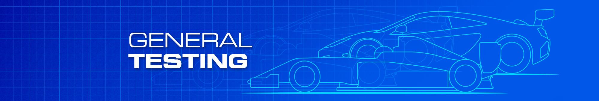 GP Circuit General Testing £395 - £750