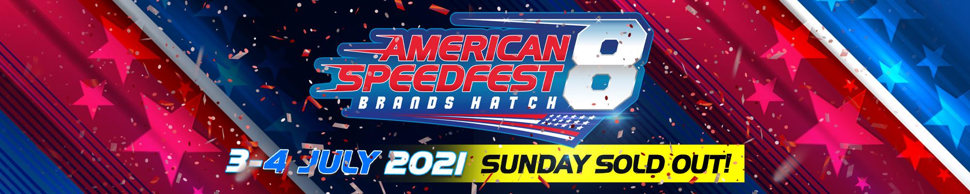 American SpeedFest 8