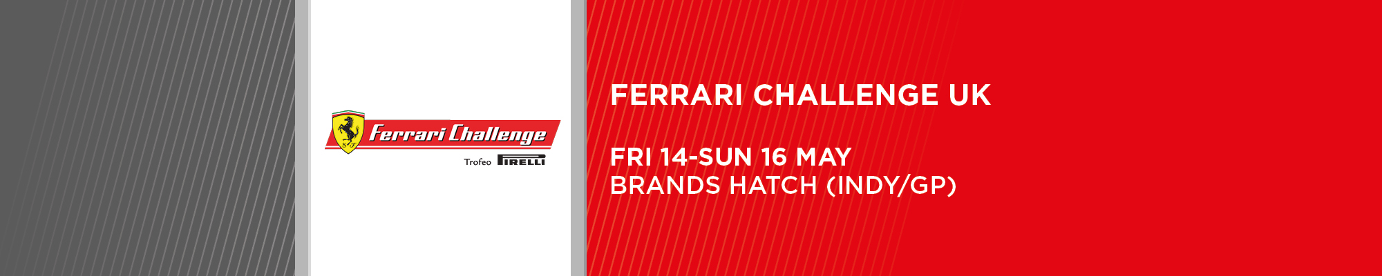 Ferrari Challenge UK - NO SPECTATORS