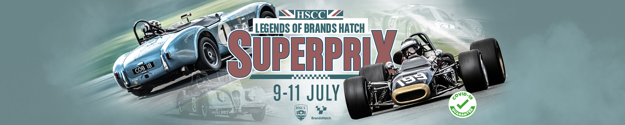 HSCC Legends of Brands Hatch Superprix