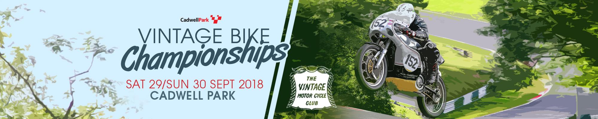 VMCC Vintage Bike Championships