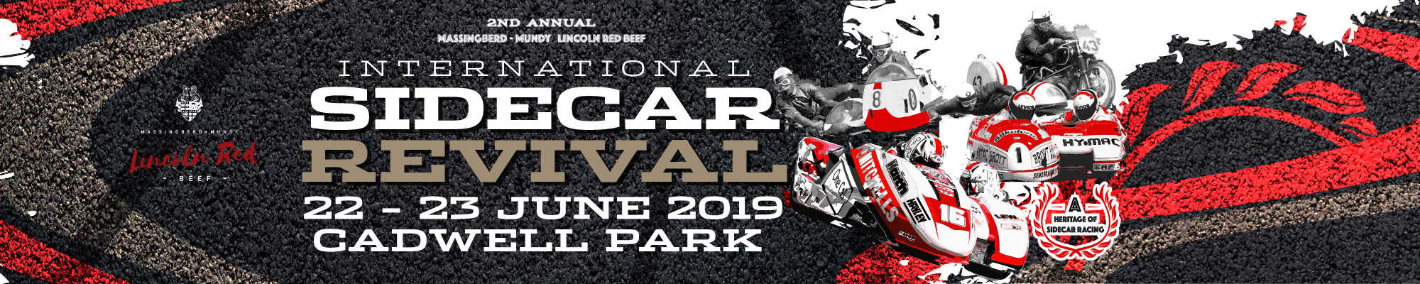 International Sidecar Revival
