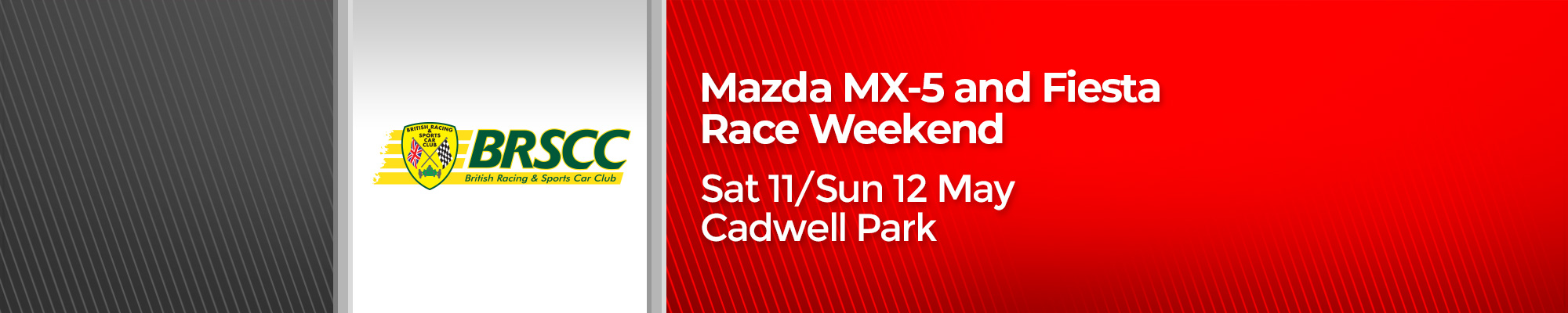 Mazda MX-5 and Fiesta Race Weekend