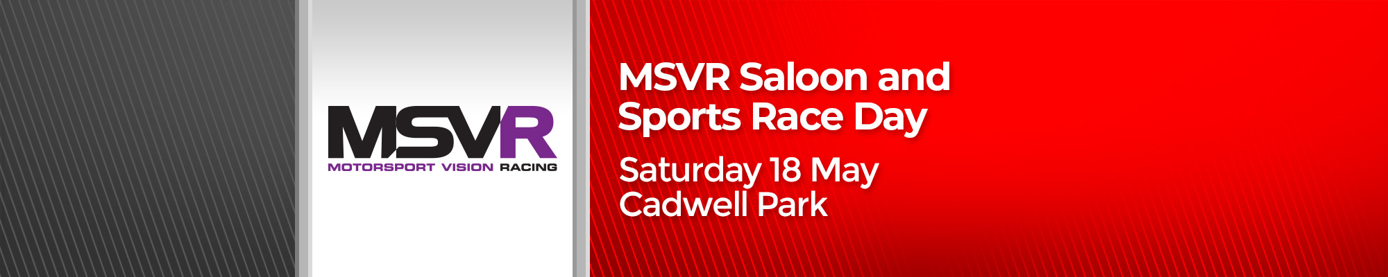 MSVR Saloon and Sports Car Day