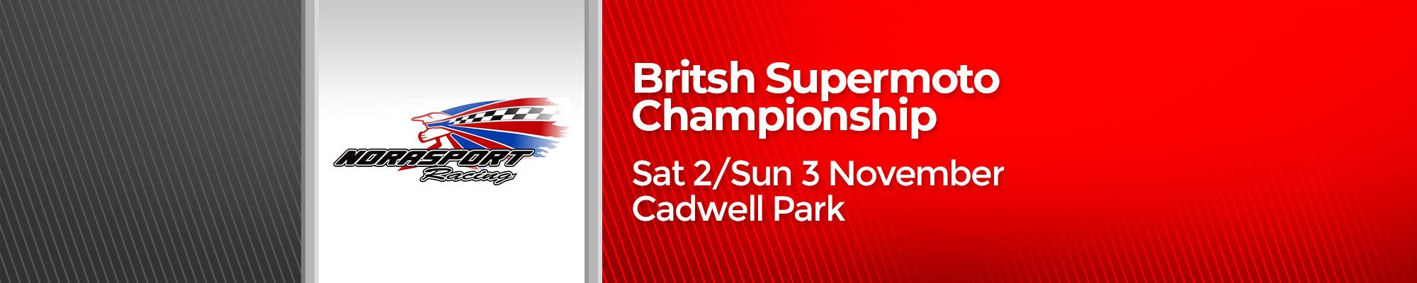 British Supermoto Championships
