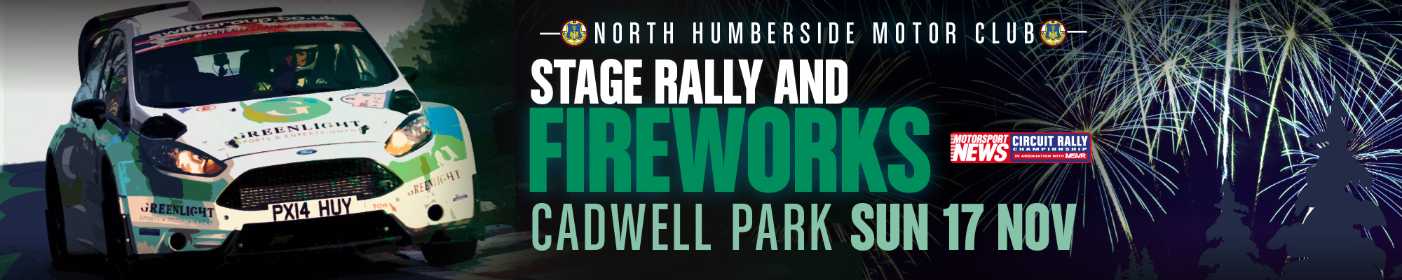 Stage Rally and Fireworks