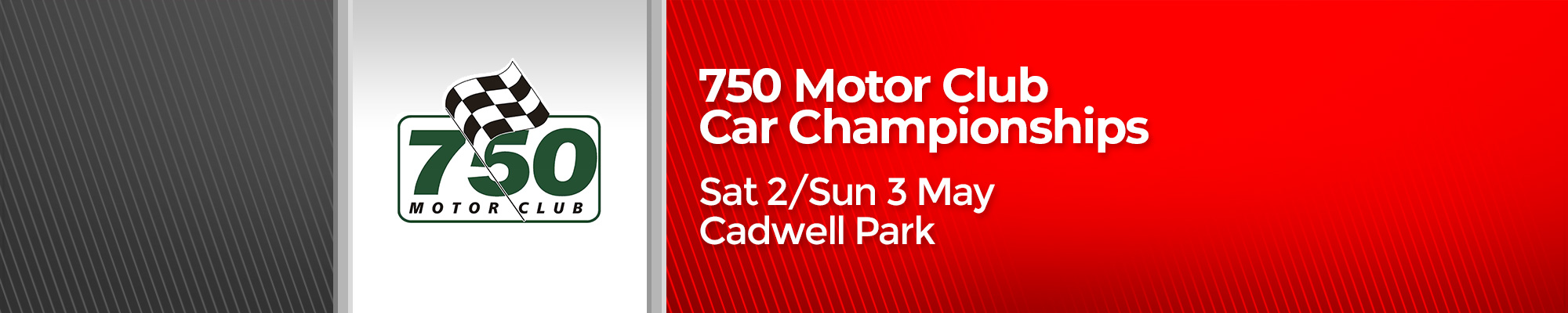 750 Motor Club Car Championships - POSTPONED