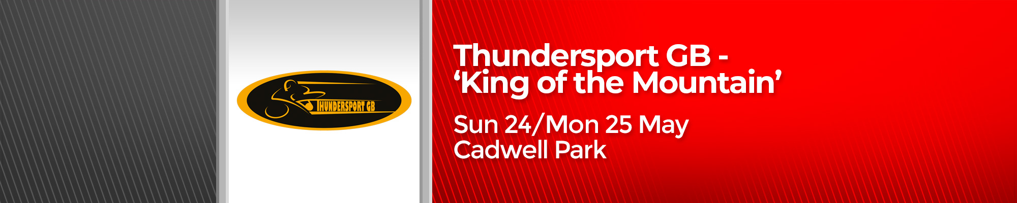 Thundersport GB - King of the Mountain - POSTPONED