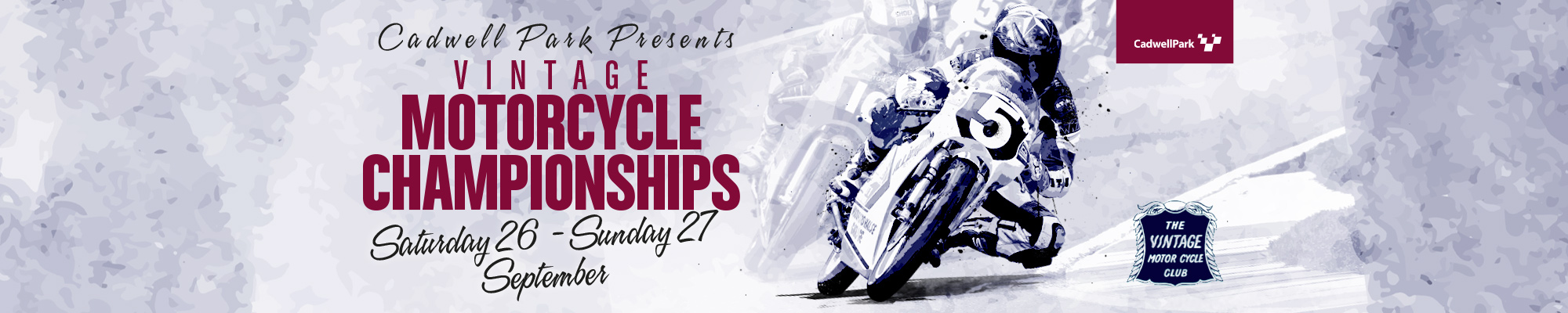 VMCC Vintage Motorcycle Championships