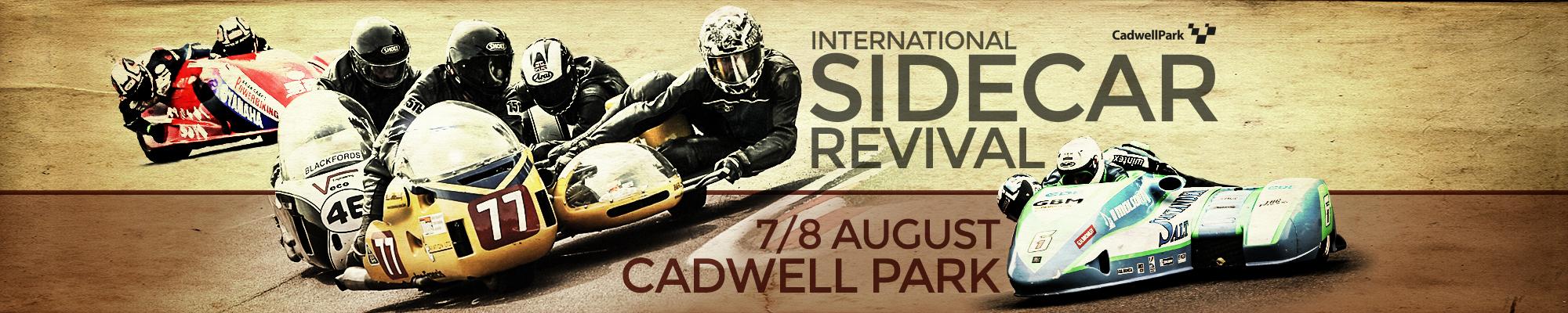 BMCRC International Sidecar Revival