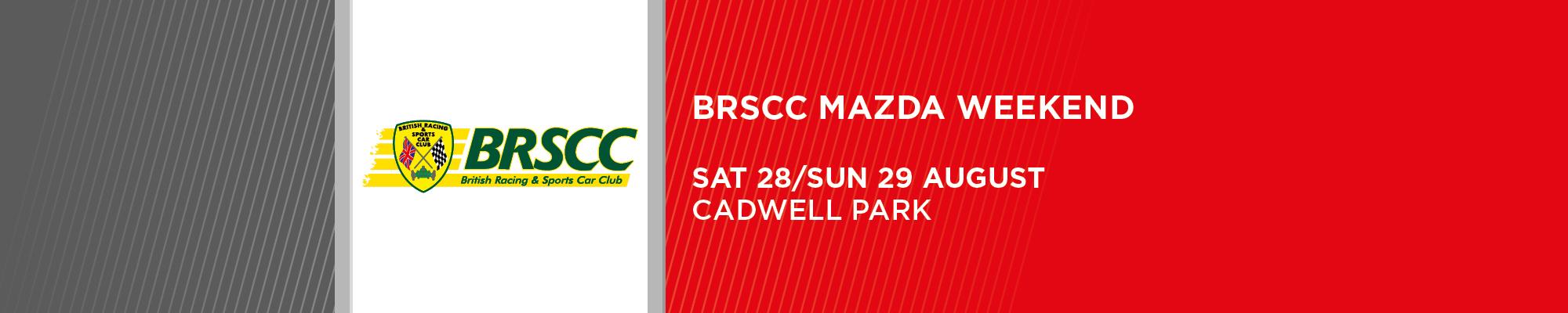 BRSCC Mazda Weekend