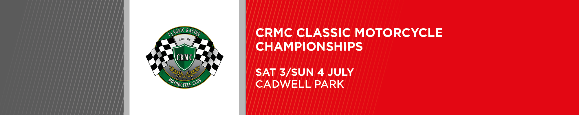 CRMC Classic Motorcycle Championships