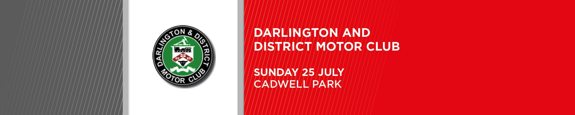Darlington and District Motor Club