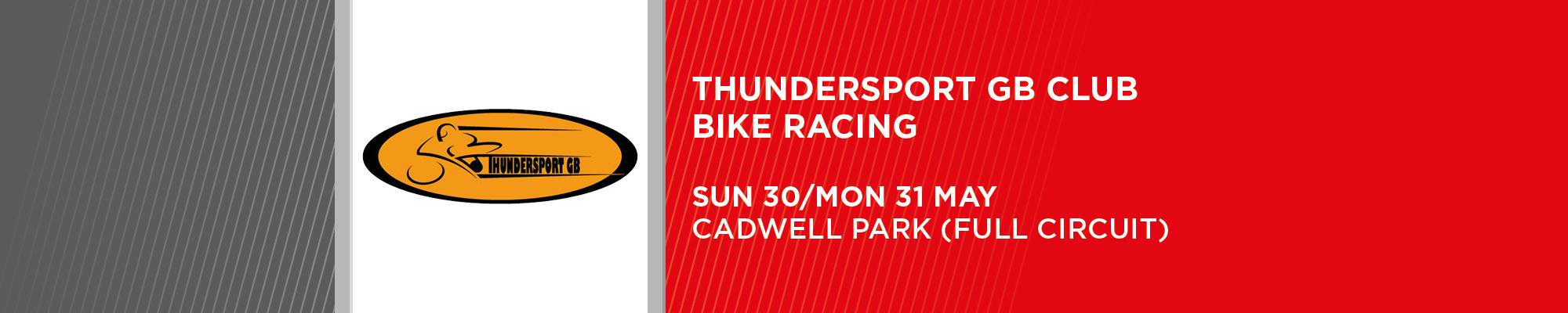 Thundersport GB Club Bike Racing