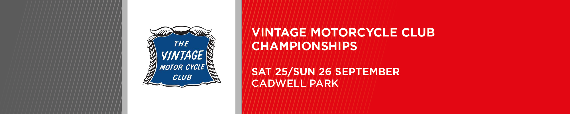 Vintage Motorcycle Club Championships